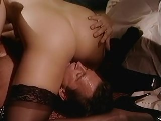 Melanie Moore, K.C. Williams Threesome -..
