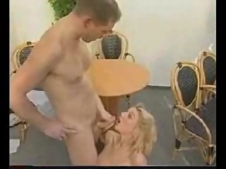 GERMAN SCHOOLGIRL FUCKED AFTERSCHOOL FOR..